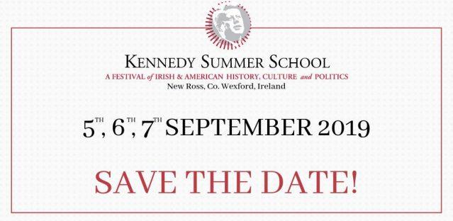 Kennedy Summer School 2019